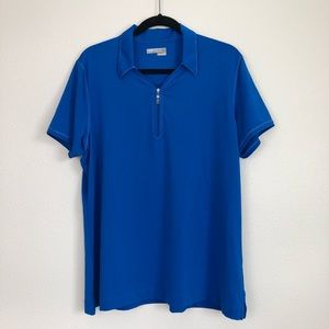 Callaway Golf Women's Royal Blue Polo